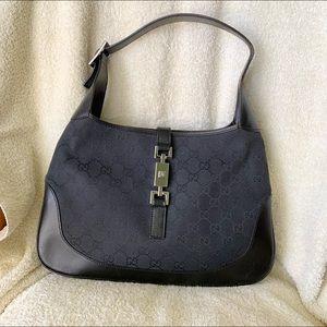 Authentic Gucci Jackie O Hobo Bag